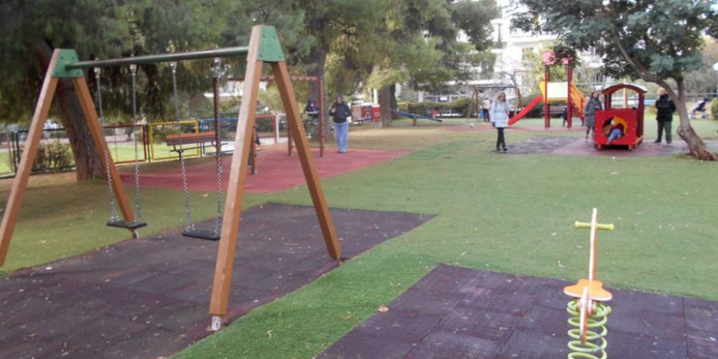 d4e03694102 Πάνω από 30 παιδικές χαρές ανακαινίστηκαν στο Μαρούσι - Maroussi News